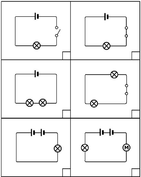 Circuit Diagram Drawing | Drawing Circuits For Kids Physics Lessons For Kids Primary Science