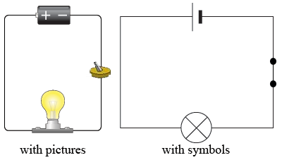 Drawing Circuits on simple light wiring diagram