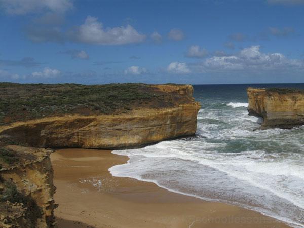 Coastal View Great Ocean Road, Victoria, Australia