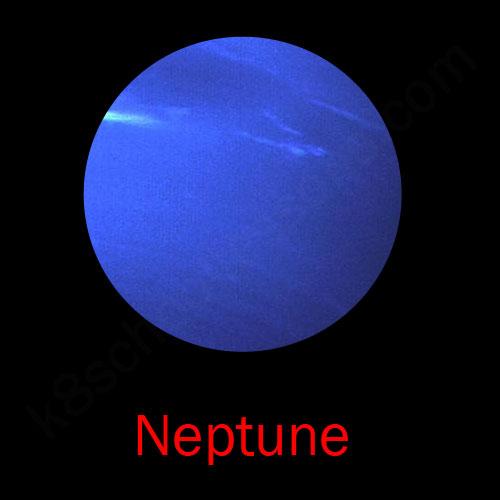 the solar system neptune