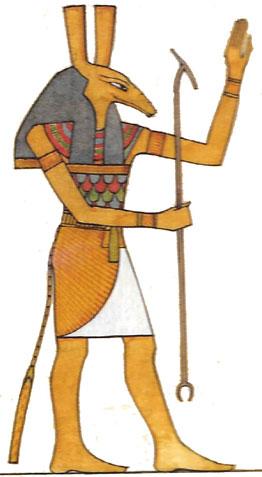 Egyptian Gods and Goddesses - Seth
