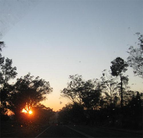 earth's rotation sunrise-2