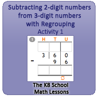 Subtracting-2digit-numbers-from-3digit-numbers-with-Regrouping-Activity-1
