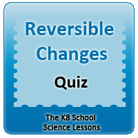 Proverbs Quiz 4 Reversible Changes Activity