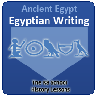 Ancient Egypt – Hieroglyphics – Egyptian Writing Ancient Egypt – Hieroglyphics – Egyptian Writing