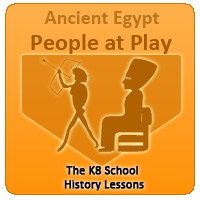 Ancient Egypt – People at play Ancient Egypt – People at play