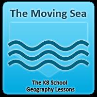 The moving sea The moving sea