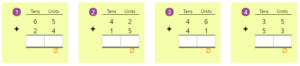 Adding 2-digit Numbers in Columns without Regrouping 8 Adding 2-digit Numbers in Columns without Regrouping 8