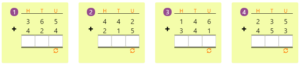 Adding 3-digit Numbers in Columns without Regrouping 3 Adding 3-digit Numbers in Columns without Regrouping 3
