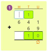 Mathematics 3 Digit and 2 Digit Addition with Regrouping Activity 6
