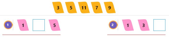Kindergarten Odd Numbers Activities 1 Kindergarten Odd Numbers Activities 1