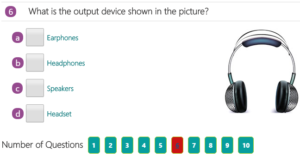 ICT Computer Output Devices Quiz 2