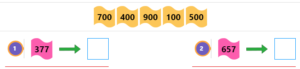 Rounding 3-digit numbers to the nearest 100 Activity 3 Rounding 3-digit numbers to the nearest 100 Activity 3