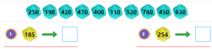 Rounding 3-digit numbers to the nearest 10 Activity 3 Rounding 3-digit numbers to the nearest 10 Activity 3