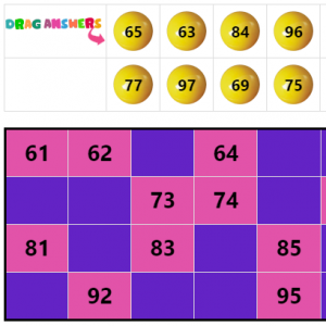 Ordinal Numbers Quiz 4 Number Puzzle Activity 2