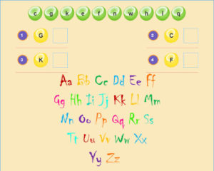 Uppercase and Lowercase Letter Matching Activities 1 Uppercase and Lowercase Letter Matching Activities 1