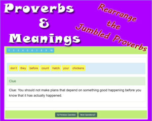 Famous English Proverbs Meanings 4 Famous English Proverbs Meanings 4