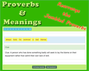 English Famous English Proverbs Meanings 6