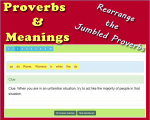 Famous English Proverbs Meanings 7 Famous English Proverbs Meanings 7