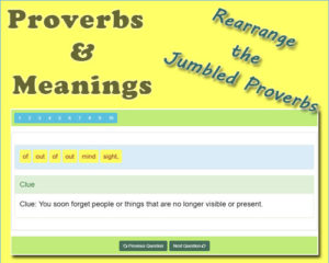 English Famous English Proverbs Meanings 9