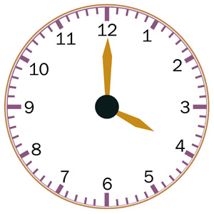 Reading Time 12 Hour Clock Activity 2 | Telling Time Quiz ...