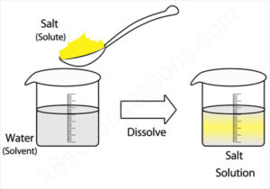 Science Mixtures and Solutions