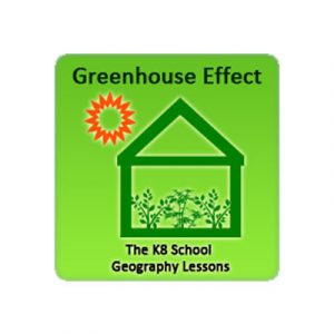 Key Stage Two Greenhouse Effect