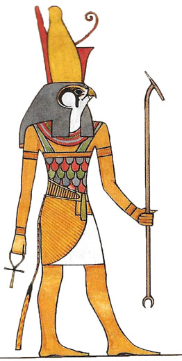 Egyptian Gods and Goddesses - Horus