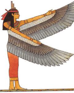 Egyptian Gods and Goddesses - Isis