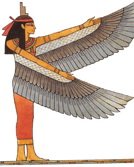 Egyptian Gods and Goddesses - Isis
