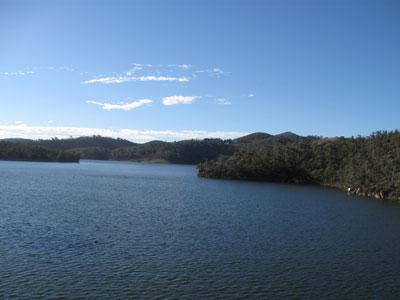 the environment lake