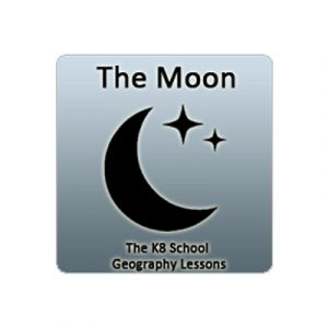 The Moon – Moon Facts for Kids The Moon – Moon Facts for Kids