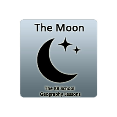 The Moon - Moon Facts for Kids