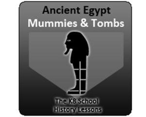 steps of mummification - how to make a mummy