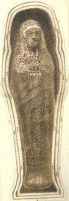treasure found in king Tutankhamun's tomb