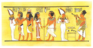 Ancient Egyptian mummification and tombs