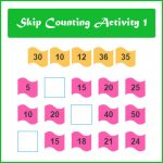 Skip Counting Activity 1 Skip Counting Activity 1