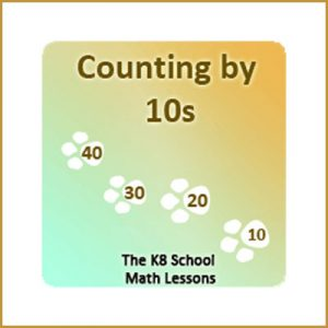 Key Stage Two Counting by 10s Activity 1
