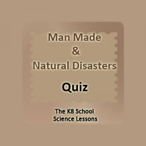 Key Stage Two Man-made and natural disasters Quiz
