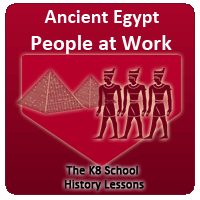 Ancient Egypt - People at Work