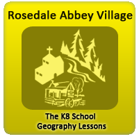 Rosedale Abbey Village