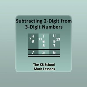 2-digit subtraction with Regrouping 2-digit subtraction with Regrouping