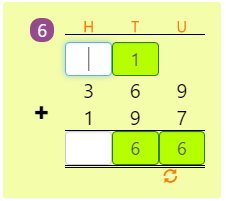 3-digit Addition With Regrouping Activity 6 3-digit Addition With Regrouping Activity 6