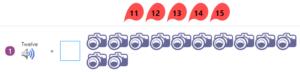 Kindergarten Number Words – Activity 3 Kindergarten Number Words – Activity 3