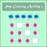 Skip Counting Activity 2 Skip Counting Activity 2