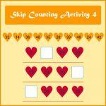 Skip Counting Activity 4 Skip Counting Activity 4
