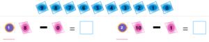 Subtraction Kindergarten Activities – 3 Subtraction Kindergarten Activities – 3