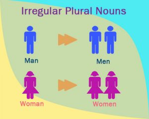 Subject and Predicate of a Sentence Irregular Plural Nouns 1