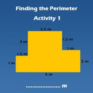 Key Stage Two Finding the Perimeter Activity 1