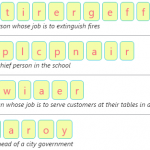 Workers in the Community Spelling Activity 2 Workers in the Community Spelling Activity 2